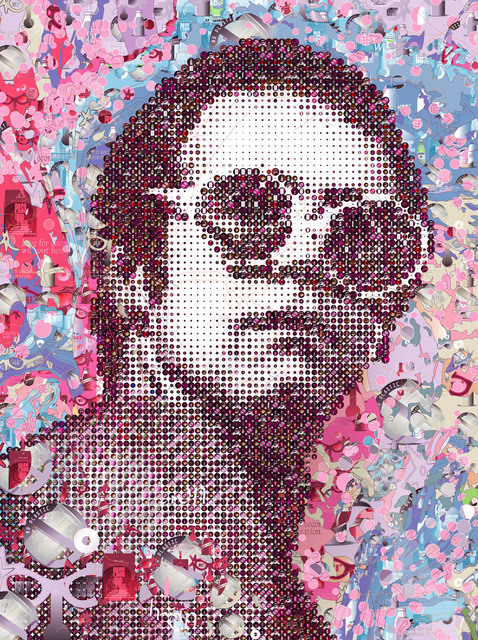 Tom Tor, 'Elton John', 2018, Themes+Projects