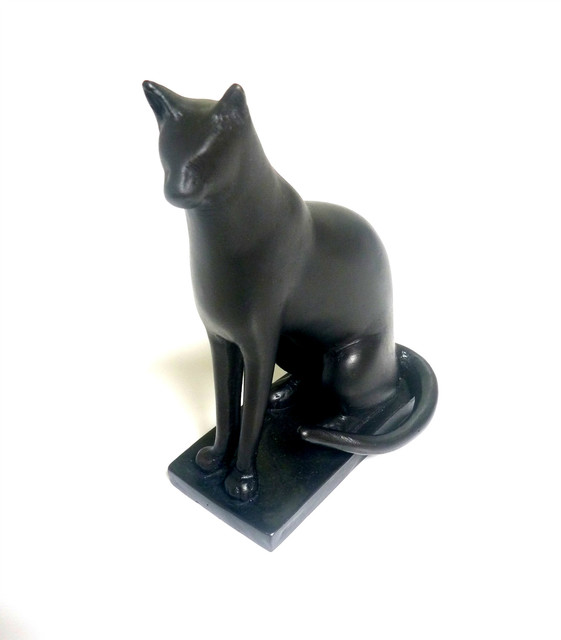 , 'Sitting Cat 4 Maquette,' 2006, Sylvia White Gallery