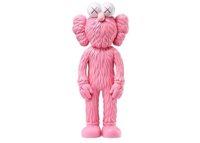 KAWS, 'Kaws Bff Pink', 2018, Sculpture, Vinyl, Rite Gallery