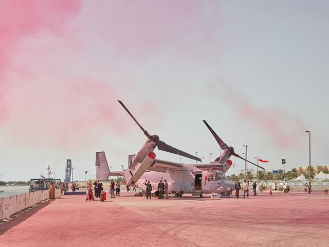 , 'IDEX, Abu Dhabi (UAE),' 2015, Circuit Gallery