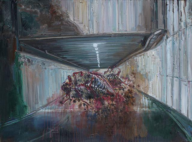 , 'TunnelA,' 2016, Pékin Fine Arts