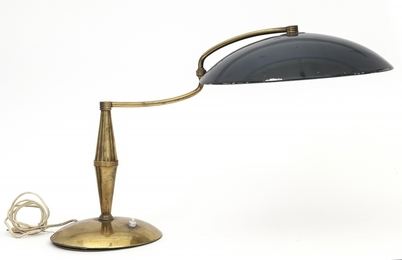 A TABLE LAMP 50s.