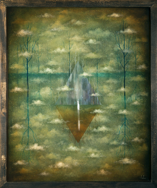 , 'Ambient Transcendence,' 2013, Jonathan LeVine Projects