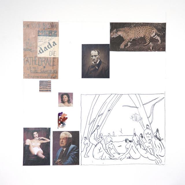, 'MERZ,' 2012, Galerie Gmurzynska