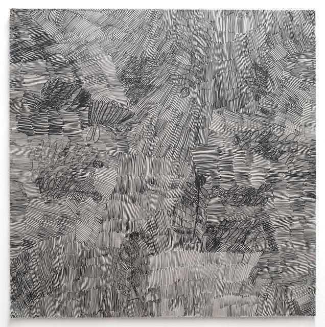 Nyapanyapa Yunupingu, 'Dharpa Malany', 2014, Roslyn Oxley9 Gallery