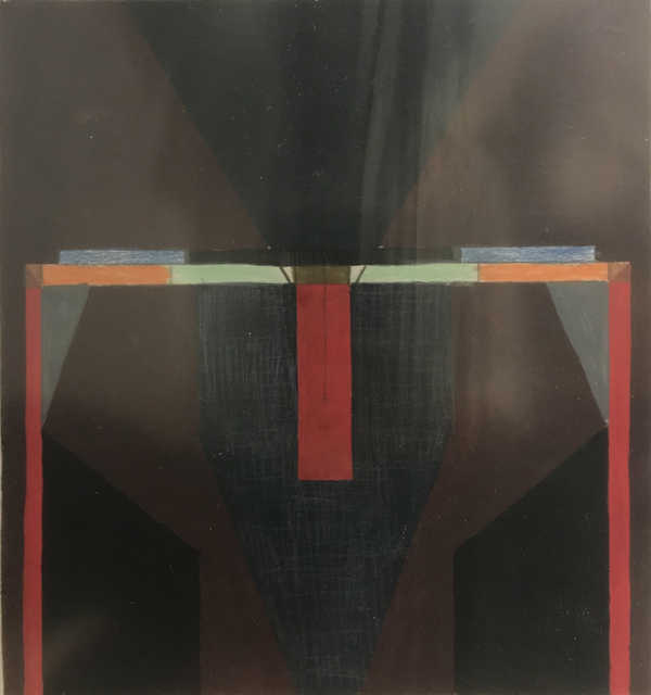 , 'Study for Painting No. 2 (2),' 2008, Leon Tovar Gallery