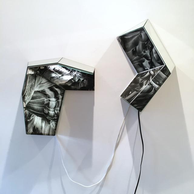 , 'Glitter Stones,' 2015, Massey Klein Gallery