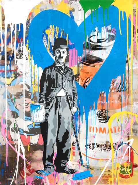 , 'Chaplin,' 2018, Eternity Gallery
