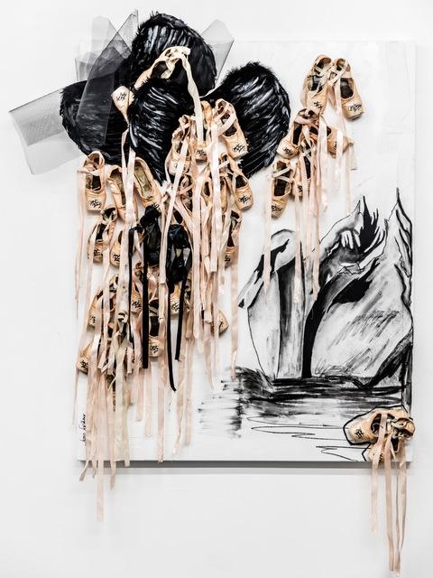 , 'Swan Lake,' 2016, The Simons Art Gallery