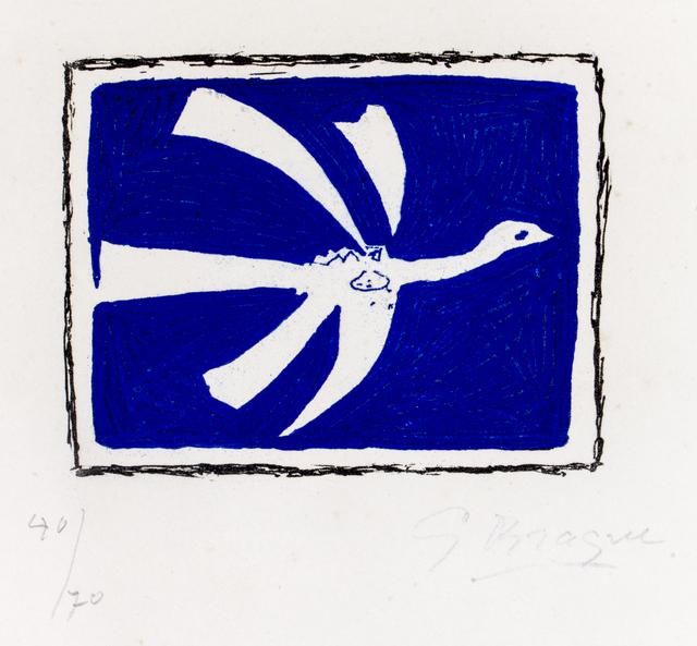 , 'Août (L'Oiseau),' 1958, Wallector