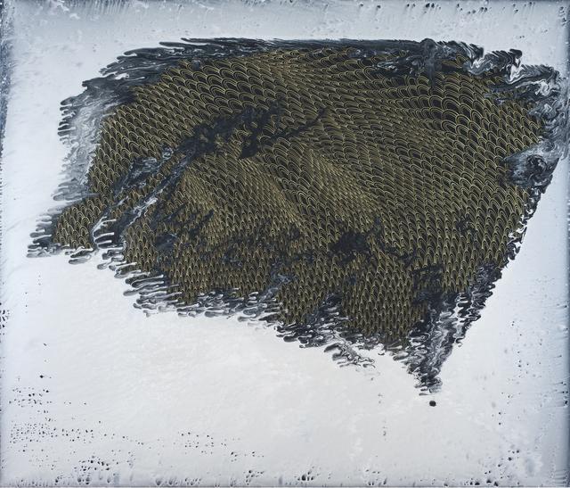 Barbara Takenaga, 'Flat Top', 2019, Robischon Gallery