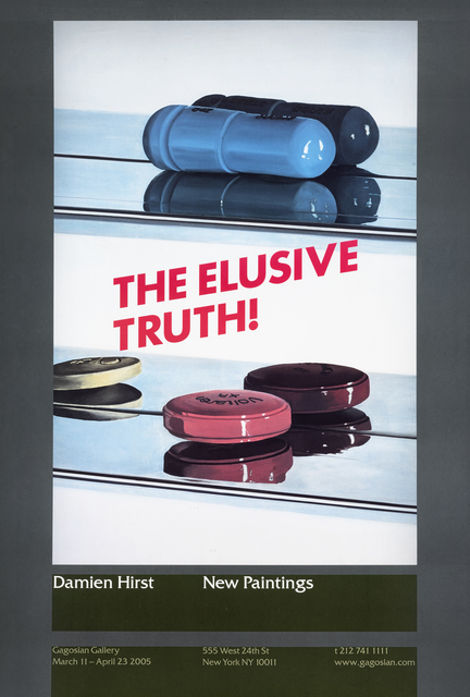 Damien Hirst, 'The Elusive Truth', 2005, Tate Ward Auctions