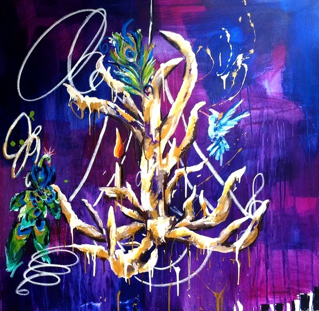 , 'Take Something Old and Create Something New,' 2016, Artspace Warehouse