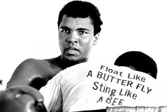 Chris Smith, 'Ali Float Like A Butterfly', 1971, Chiswick Auctions