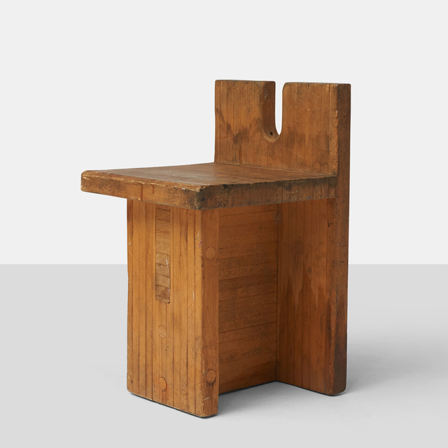 Lina Bo Bardi, 'Side Chair by Lina Bo Bardi', ca. 1985, Almond & Co.