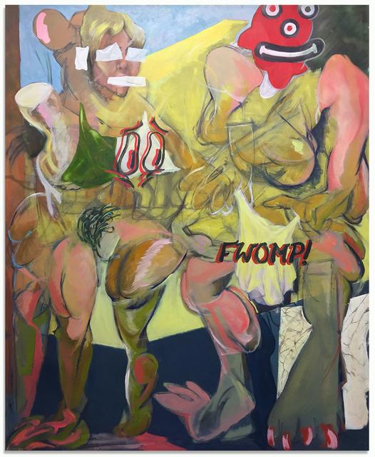 , 'Masculin Feminine,' 2017, Anna Zorina Gallery