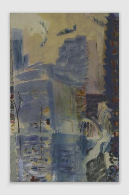 , 'Inlet ,' 2017, Josh Lilley
