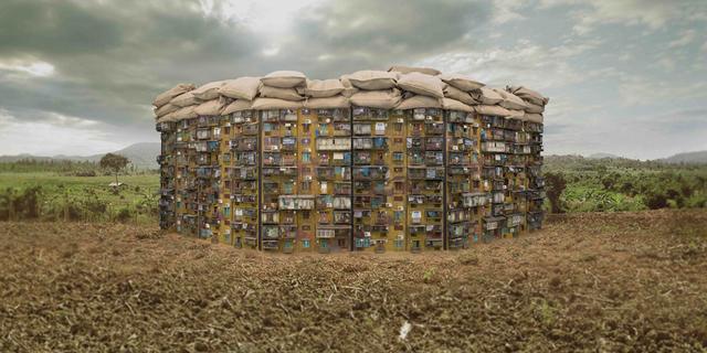 , 'The Baricade,' 2014, Art Vietnam Gallery