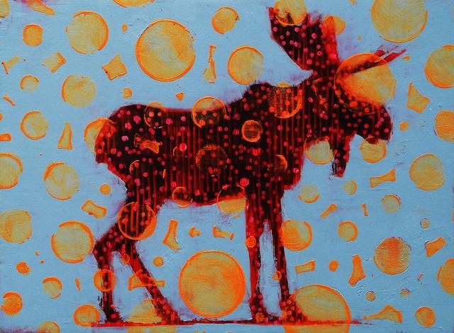 , 'Animal Painting #016-1365,' , Diehl Gallery
