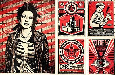 Shepard Fairey, 'Obey Levi's', 2009, Artsnap