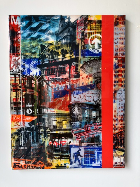 , 'Fair Card Value 15,' 2018, Long View Gallery