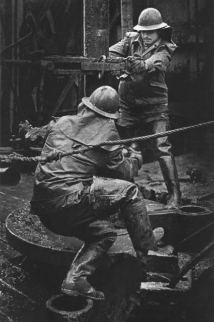 , 'Samotlor. Drillers,' 1968, Lumiere Brothers Gallery