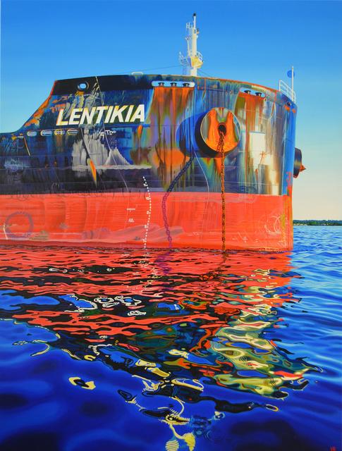 , 'Lentikia,' 2018, Kurbatoff Gallery