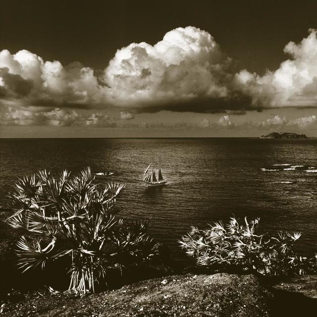 , 'The Schooner Isla Maurtua - Mauritius,' , Atlas Gallery