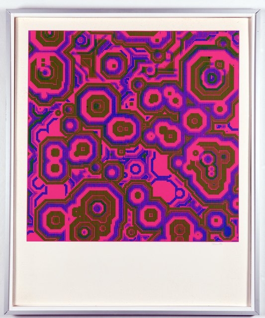 Kenneth C. Knowlton, 'Untitled', 1970, RCM Galerie