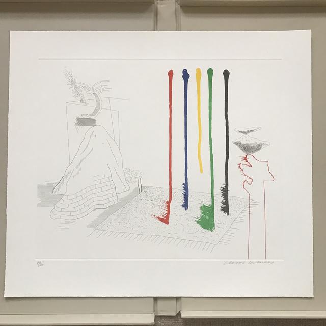 David Hockney, 'I Say They Are', Joanna Bryant & Julian Page