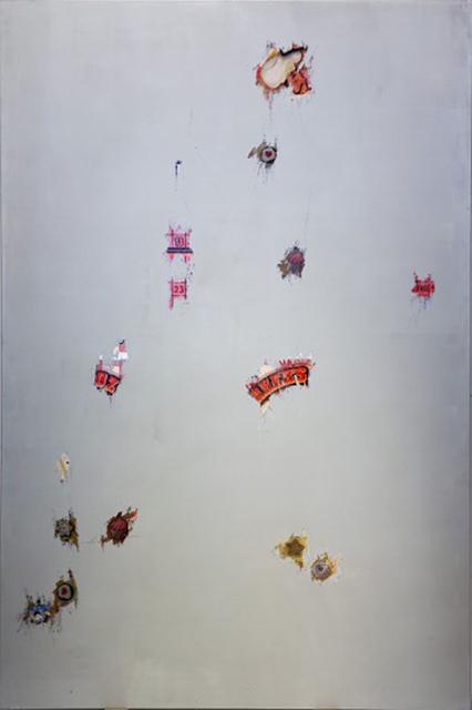 , 'akers oz,' 2016, Ginerva Gambino
