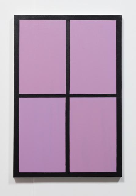 , 'Rose Violet Window,' 2017, Meliksetian | Briggs