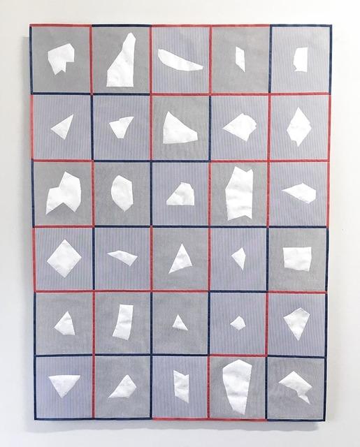 Stephen Sollins, 'Forwarding 7', 2016, Pavel Zoubok Fine Art