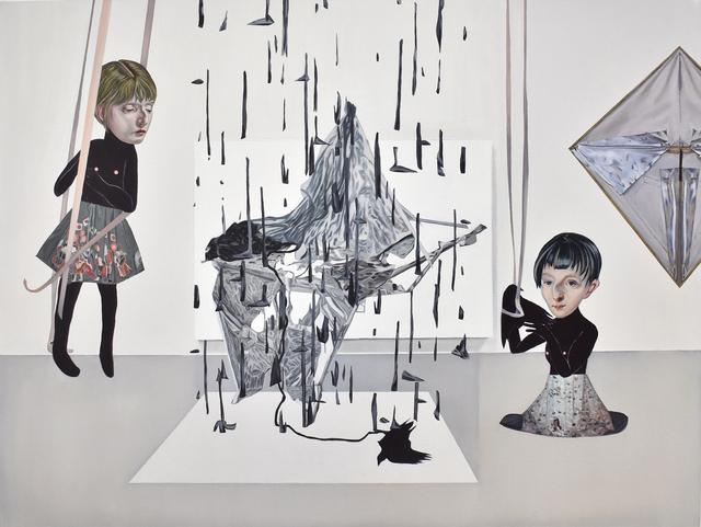 Carolina Muñoz, 'Bosque Muerto II', 2018, Isabel Croxatto Galería