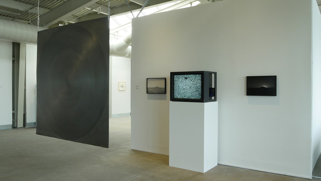 Installation view of Equilibrium: A Paul Kos Survey. April 16 - October 2, 2016. di Rosa, Napa. Photo: J. Jones