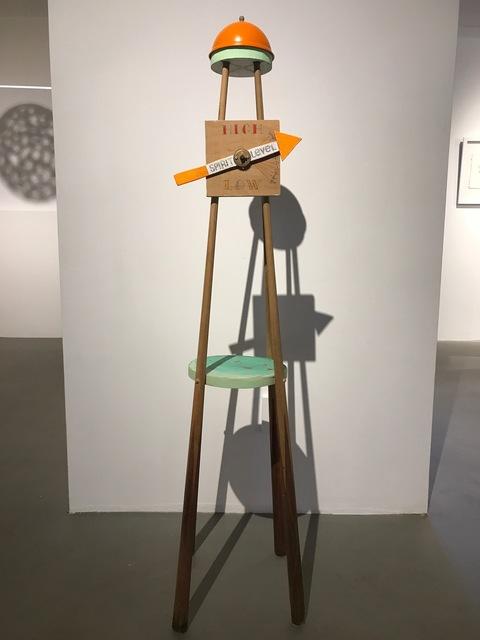 , 'Spirit Level,' 2017, galerie 103