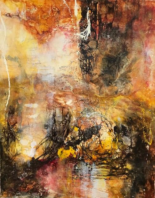 , 'Ravine,' 2017, J. Pepin Art Gallery