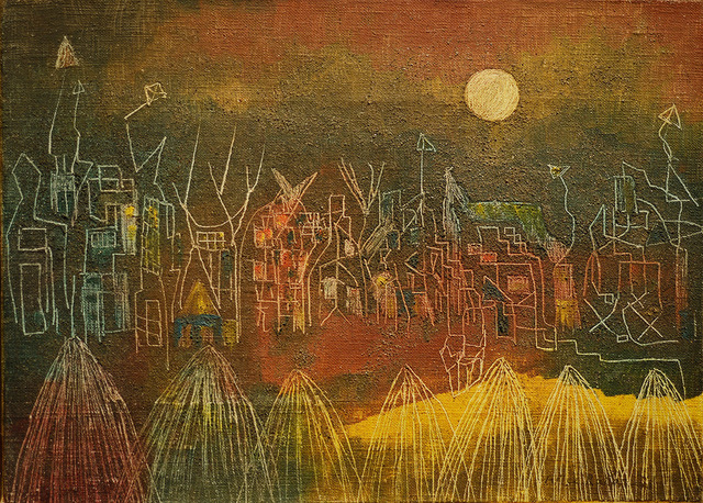 , 'Village Abandoned to the Ghosts,' 1948, Mary-Anne Martin Fine Art