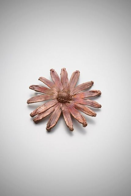 , 'Flower Brooch (4),' 2014, Louisa Guinness Gallery