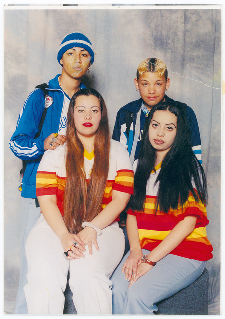 , 'Swing Kids party crew from San Gabriel Valley, 1994,' , Cantor Fitzgerald Gallery, Haverford College