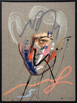 Loribelle Spirovski, 'Homme No. 225', 2021, Painting, Oil on Linen, ARCADIA CONTEMPORARY