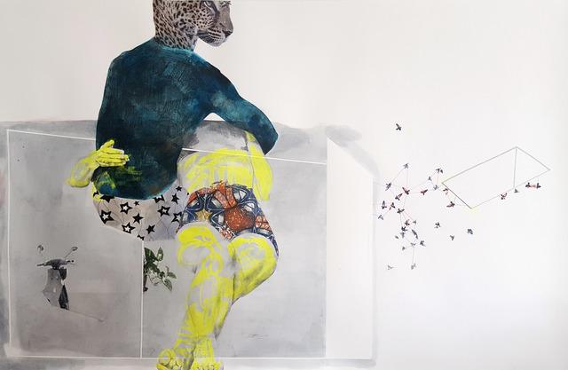 Ruby Onyinyechi Amanze, 'audre & i [Ghanaian beaches]', 2019, Mariane Ibrahim Gallery