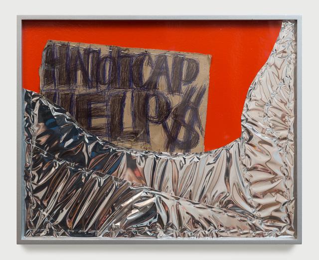 , 'Handicap Help $,' 2018, Marie Kirkegaard Gallery