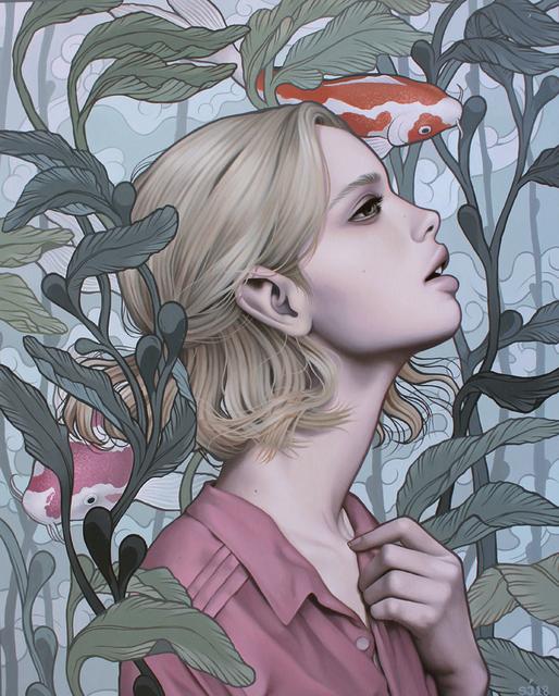 , 'Pond Dreams,' 2019, Hashimoto Contemporary