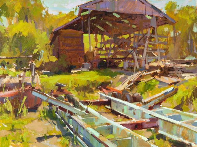 , 'Boatyard,' , Dowling Walsh