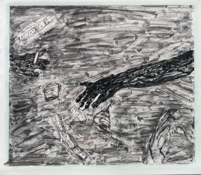 , 'Slip,' 2003, Gemini G.E.L. at Joni Moisant Weyl