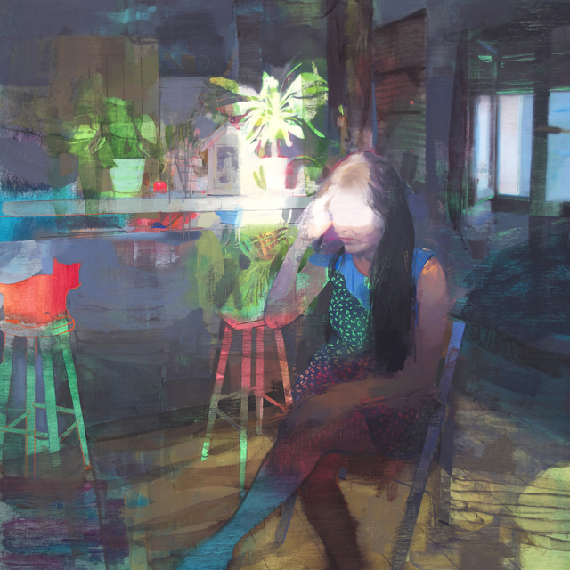 , 'Red Cat,' 2019, GALERIA JORDI BARNADAS