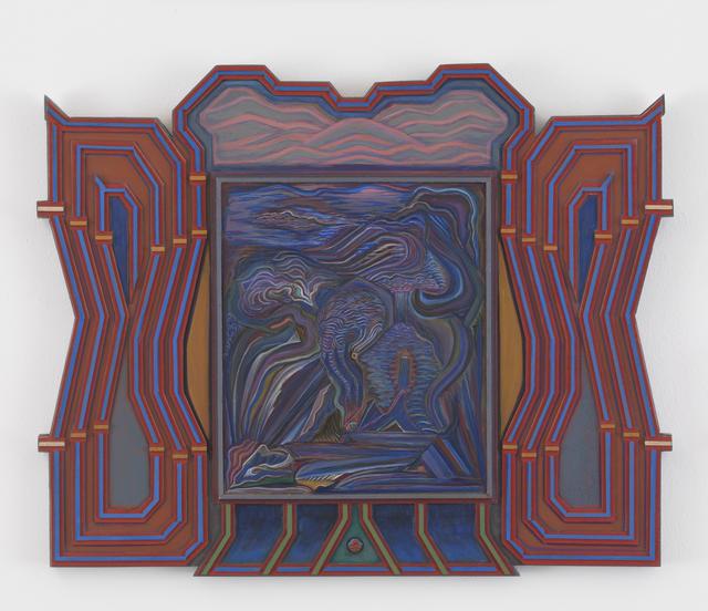 Zach Harris, '4th Stage', 2012-2013, Feuer/Mesler