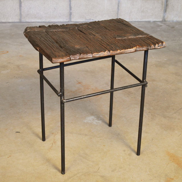 , 'Old Oak Side Table,' , FAIR Design