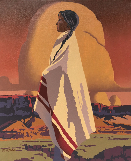 , 'Study for Kanab,' , Modern West Fine Art